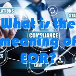 What is the meaning of EOR?